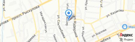 IT-Sys.kz на карте Алматы