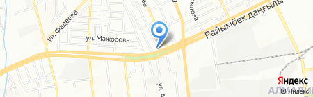 MTrader на карте Алматы