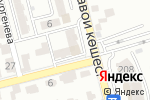 Схема проезда до компании Международная Школа Маркетинга в Алматы