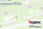 Схема проезда до компании Cottonshop.kz в Алматы
