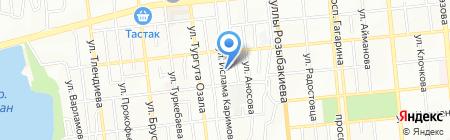Computer Plaza на карте Алматы