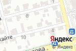 Схема проезда до компании Досжан в Алматы