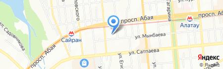Best Store на карте Алматы