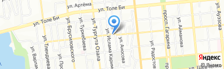 GSP Company на карте Алматы