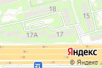 Схема проезда до компании Лесенка в Алматы