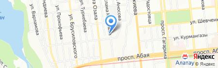 ExpoGroup на карте Алматы