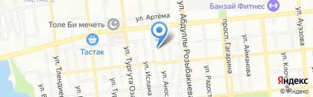 Международная ассоциация социальных проектов на карте Алматы