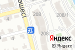 Схема проезда до компании Namaste в Алматы
