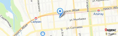 VML Company на карте Алматы