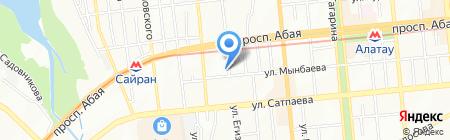 Lift Engineering на карте Алматы
