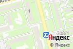 Схема проезда до компании Звезда Давида в Алматы