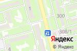 Схема проезда до компании DINA в Алматы