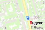 Схема проезда до компании Аппетит в Алматы