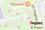 Схема проезда до компании Хмельная кружечка в Алматы