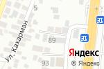 Схема проезда до компании Мега-Строй KZ в Алматы