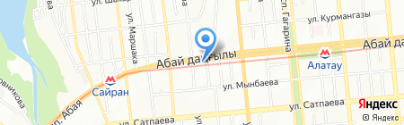 Happy Home магазин оригинальных и креативных подарков на карте Алматы