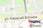 Схема проезда до компании Miramax Building, ТОО в Алматы