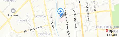 Центр психического здоровья на карте Алматы