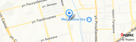 Good Food на карте Алматы