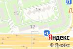 Схема проезда до компании City Dent в Алматы