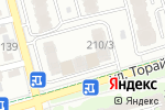 Схема проезда до компании Сезам в Алматы