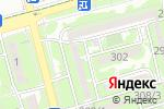 Схема проезда до компании A & F Sport в Алматы