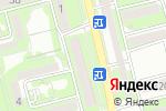 Схема проезда до компании ASAR в Алматы