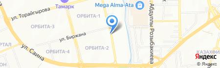 Первомайские деликатесы на карте Алматы