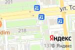 Схема проезда до компании Finbox, ТОО в Алматы