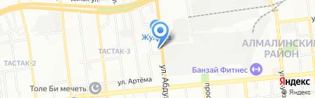 Ceragem Kazakhstan на карте Алматы