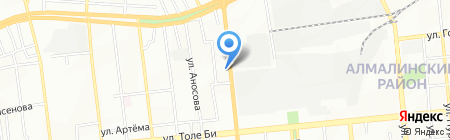 Life Deco на карте Алматы
