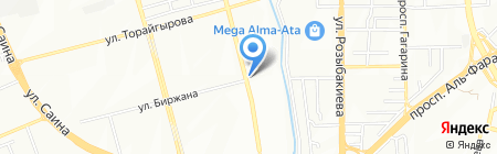 Ария Текстиль на карте Алматы