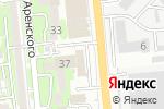 Схема проезда до компании Life Deco в Алматы