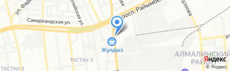 VAM Ломбард ТОО на карте Алматы