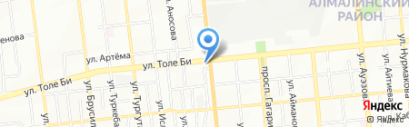 THEFACESHOP на карте Алматы
