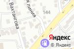 Схема проезда до компании Пара Кадров в Алматы
