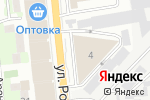 Схема проезда до компании Страховой агент в Алматы