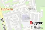 Схема проезда до компании Специальный (коррекционный) ясли-сад для детей с интеллектуальными нарушениями развития в Алматы
