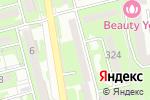 Схема проезда до компании BoliSher в Алматы