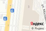 Схема проезда до компании Favori в Алматы