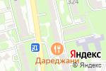 Схема проезда до компании Мастерская Уюта в Алматы