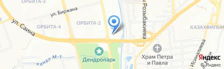 Dulacom на карте Алматы