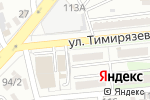 Схема проезда до компании Консультант бюджетных организаций в Алматы