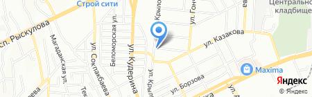 У Дядьки на карте Алматы
