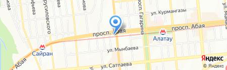 Good Week на карте Алматы