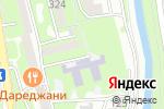 Схема проезда до компании Ясли-сад №113 в Алматы