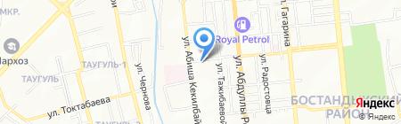 ADA-SERVICE на карте Алматы