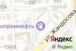 Схема проезда до компании TyrePlus в Алматы