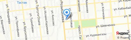 Эксперт здоровья на карте Алматы