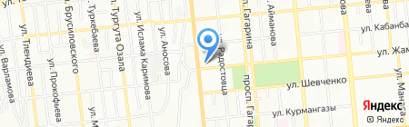 Bella Villa на карте Алматы